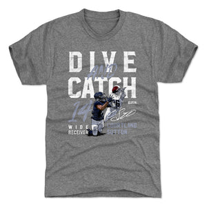 Courtland Sutton Men's Premium T-Shirt | 500 LEVEL