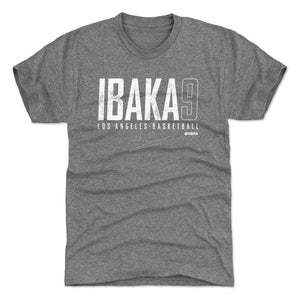 Serge Ibaka Men's Premium T-Shirt | 500 LEVEL