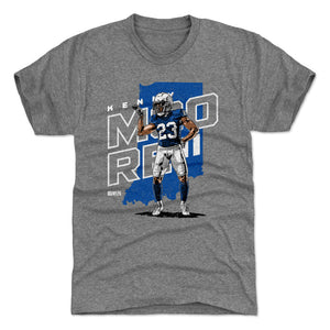 Kenny Moore Men's Premium T-Shirt | 500 LEVEL