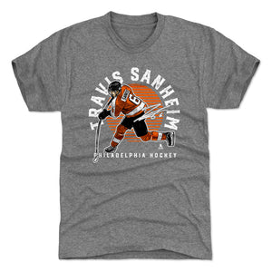 Travis Sanheim Men's Premium T-Shirt | 500 LEVEL