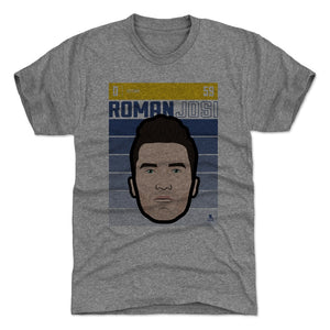 Roman Josi Men's Premium T-Shirt | 500 LEVEL