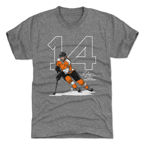 Sean Couturier Men's Premium T-Shirt | 500 LEVEL