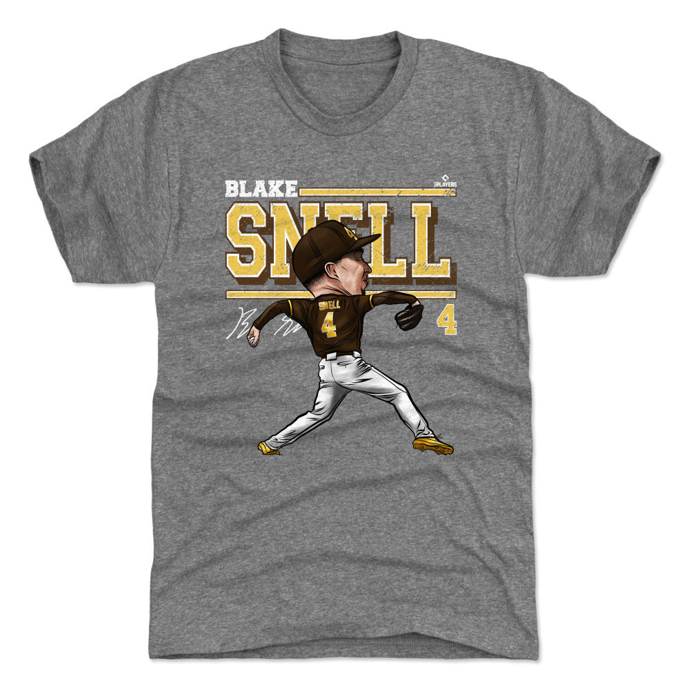 Blake Snell Men's Premium T-Shirt | 500 LEVEL