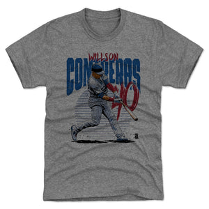 Willson Contreras Men's Premium T-Shirt | 500 LEVEL