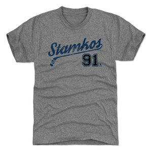 Steven Stamkos Men's Premium T-Shirt | 500 LEVEL