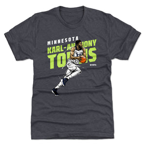Karl-Anthony Towns Men's Premium T-Shirt | 500 LEVEL