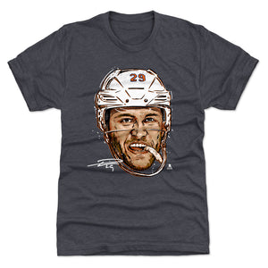 Leon Draisaitl Men's Premium T-Shirt | 500 LEVEL