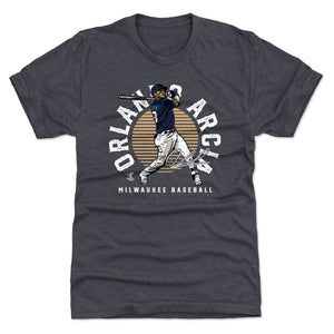 Orlando Arcia Men's Premium T-Shirt | 500 LEVEL