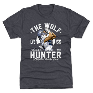 Leighton Vander Esch Men's Premium T-Shirt | 500 LEVEL