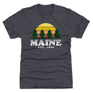 Maine Men's Premium T-Shirt | 500 LEVEL