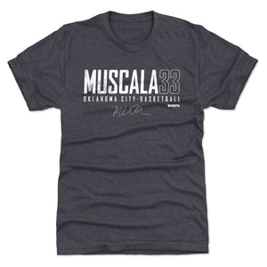 Mike Muscala Men's Premium T-Shirt | 500 LEVEL