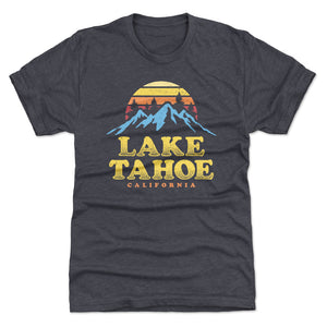 Lake Tahoe Men's Premium T-Shirt | 500 LEVEL