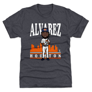 Yordan Alvarez Men's Premium T-Shirt | 500 LEVEL