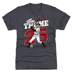 Jim Thome Men's Premium T-Shirt | 500 LEVEL