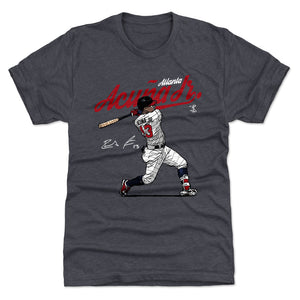 Ronald Acuna Jr. Men's Premium T-Shirt | 500 LEVEL