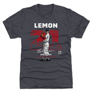 Bob Lemon Men's Premium T-Shirt | 500 LEVEL