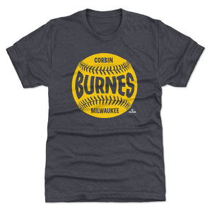 Corbin Burnes Men's Premium T-Shirt | 500 LEVEL