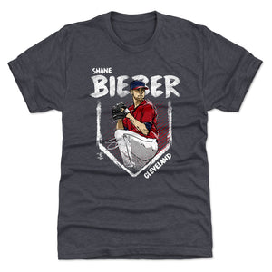 Shane Bieber Men's Premium T-Shirt | 500 LEVEL
