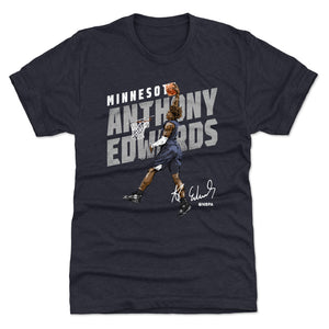 Anthony Edwards Men's Premium T-Shirt | 500 LEVEL
