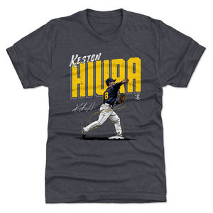 Keston Hiura Men's Premium T-Shirt | 500 LEVEL