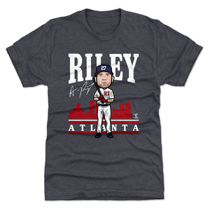 Austin Riley Men's Premium T-Shirt | 500 LEVEL