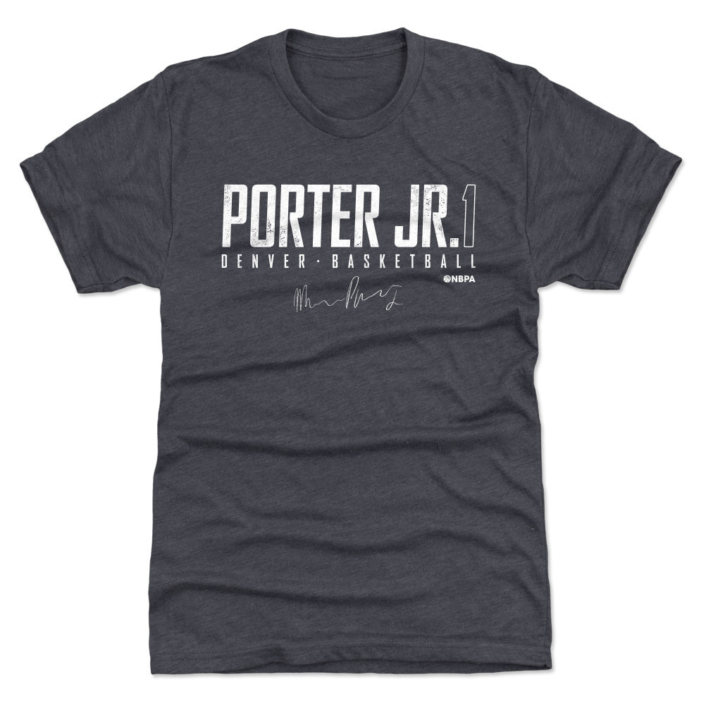 Michael Porter Jr. Men's Premium T-Shirt | 500 LEVEL