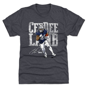 CeeDee Lamb Men's Premium T-Shirt | 500 LEVEL