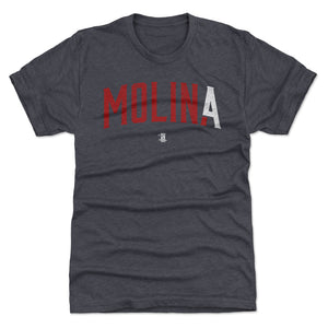Yadier Molina Men's Premium T-Shirt | 500 LEVEL