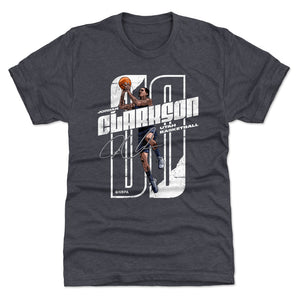 Jordan Clarkson Men's Premium T-Shirt | 500 LEVEL