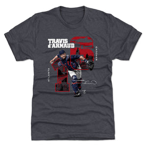Travis d'Arnaud Men's Premium T-Shirt | 500 LEVEL