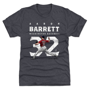 Aaron Barrett Men's Premium T-Shirt | 500 LEVEL