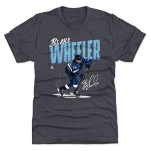 Blake Wheeler Men's Premium T-Shirt | 500 LEVEL