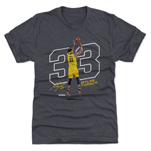 Myles Turner Men's Premium T-Shirt | 500 LEVEL