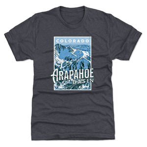 Arapahoe Basin Men's Premium T-Shirt | 500 LEVEL