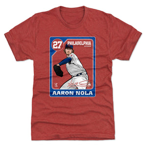Aaron Nola Men's Premium T-Shirt | 500 LEVEL