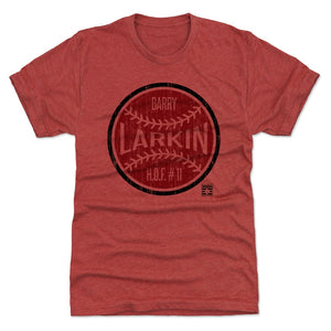 Barry Larkin Men's Premium T-Shirt | 500 LEVEL