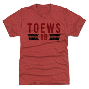 Jonathan Toews Men's Premium T-Shirt | 500 LEVEL
