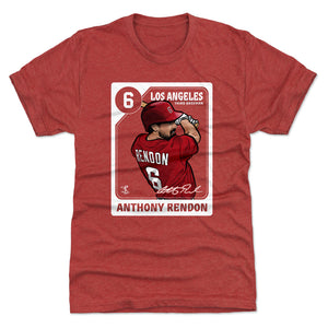 Anthony Rendon Men's Premium T-Shirt | 500 LEVEL