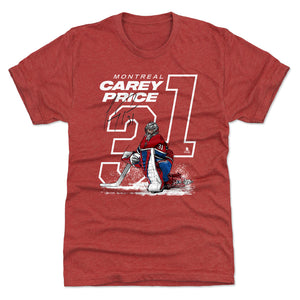 Carey Price Men's Premium T-Shirt | 500 LEVEL