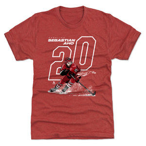 Sebastian Aho Men's Premium T-Shirt | 500 LEVEL