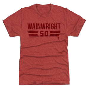Adam Wainwright Men's Premium T-Shirt | 500 LEVEL