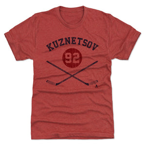 Evgeny Kuznetsov Men's Premium T-Shirt | 500 LEVEL