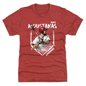 Mike Moustakas Men's Premium T-Shirt | 500 LEVEL