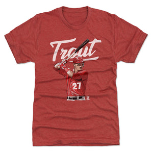 Mike Trout Men's Premium T-Shirt | 500 LEVEL