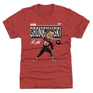 Rob Gronkowski Men's Premium T-Shirt | 500 LEVEL