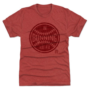 Jim Bunning Men's Premium T-Shirt | 500 LEVEL