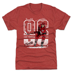 Teuvo Teravainen Men's Premium T-Shirt | 500 LEVEL