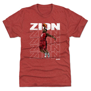 Zion Williamson Men's Premium T-Shirt | 500 LEVEL
