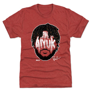 Brandon Aiyuk Men's Premium T-Shirt | 500 LEVEL