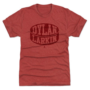 Dylan Larkin Men's Premium T-Shirt | 500 LEVEL